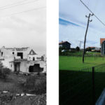 "2005: Cepurici, a village in central Bosnia. From ""Bosnia+10"" series; ten years later."
