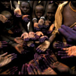 1986: Southern Sudan. Famine victims due to civil war.