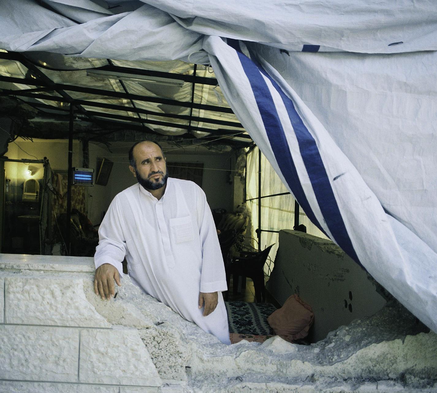 Ismail Amin Shkarat, Sawareh, East Jerusalem; Oct. 2007