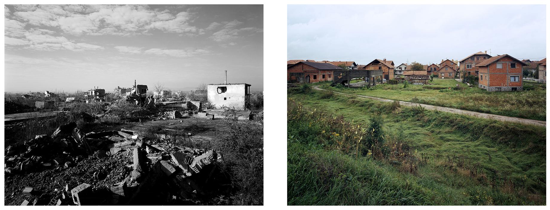 BRCKO, Rijeka district. 1996 & 2005