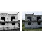 Cepurici village, western Bosnia. 1996 & 2005