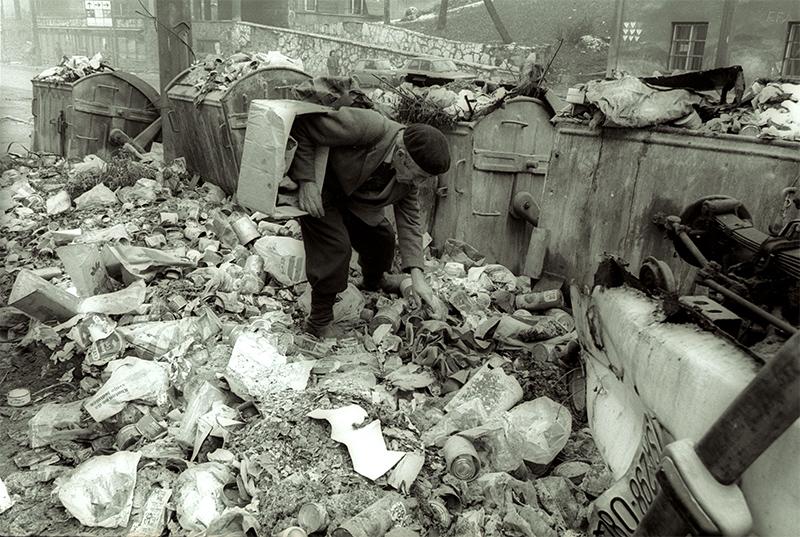 1993 - Sarajevo assiègée.