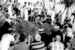 2019. Potocari, Bosnia. Anniverssaire du massacre de Srebrenica.